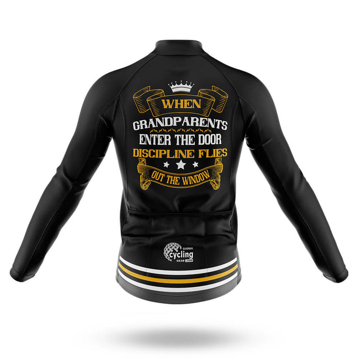 Grandparents Enter - Men's Cycling Kit