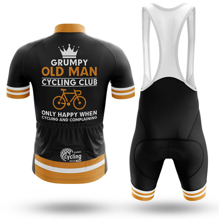 Grumpy Old Man - Men's Cycling Kit