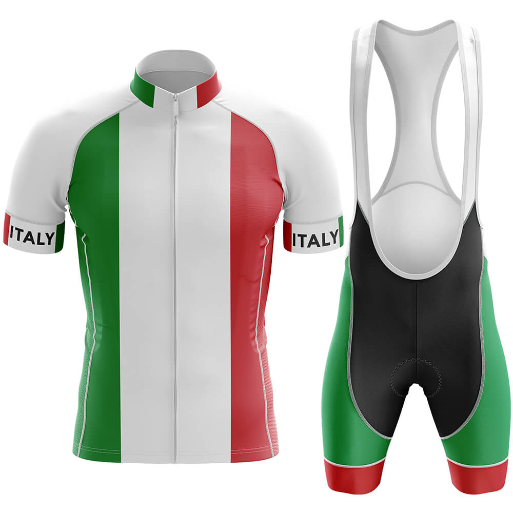 Italy Cycling Kit - Global Cycling Gear
