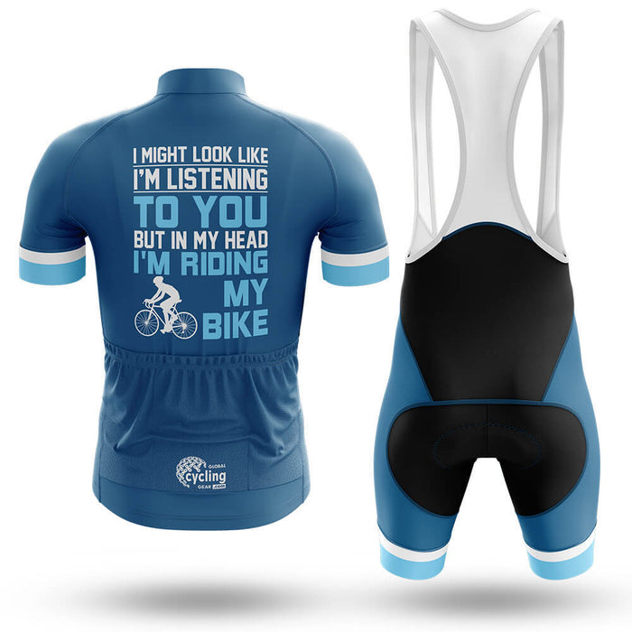In My Head - Men's Cycling Kit