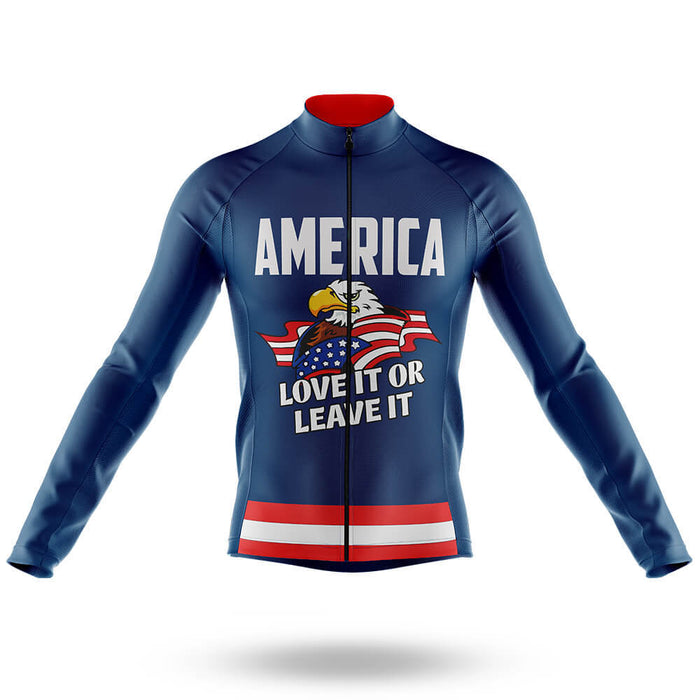 Love Or Leave - Men's Cycling Kit