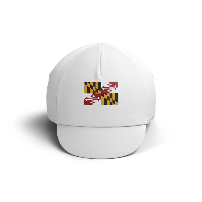 Maryland Cycling Cap V4 - Global Cycling Gear
