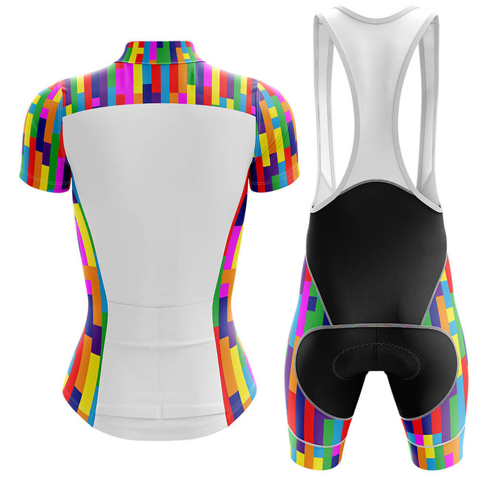 Lady Cycling Kit - Global Cycling Gear