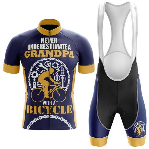 Grandpa V2 - Men's Cycling Kit - Global Cycling Gear
