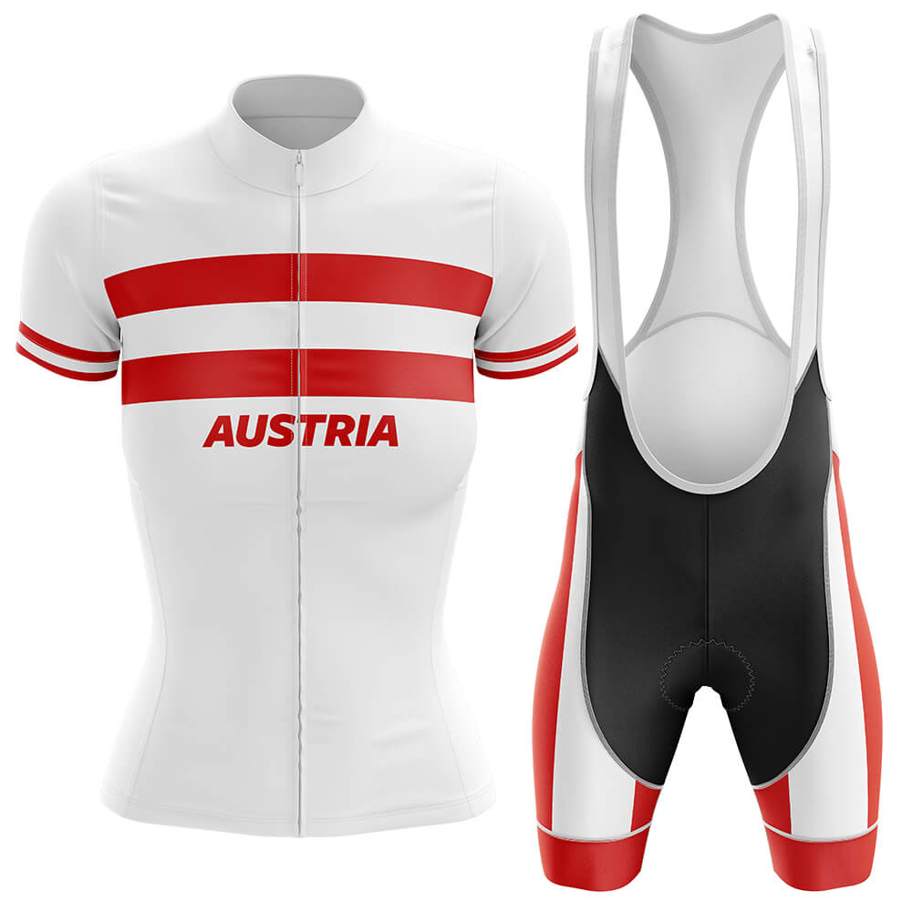 Austria - Women V4 - Global Cycling Gear