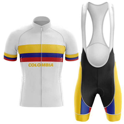 Colombia V4 - Men's Cycling Kit - Global Cycling Gear
