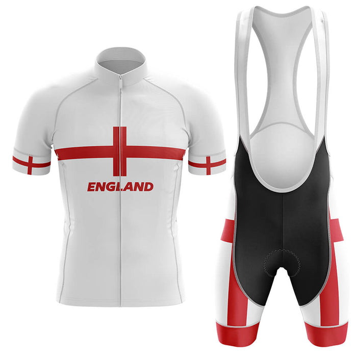 England V4 - Cycling Kit - Global Cycling Gear