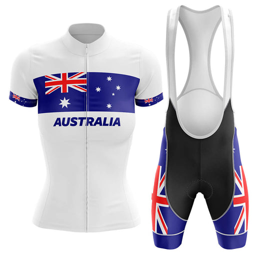 Australia - Women V4 - Cycling Kit - Global Cycling Gear