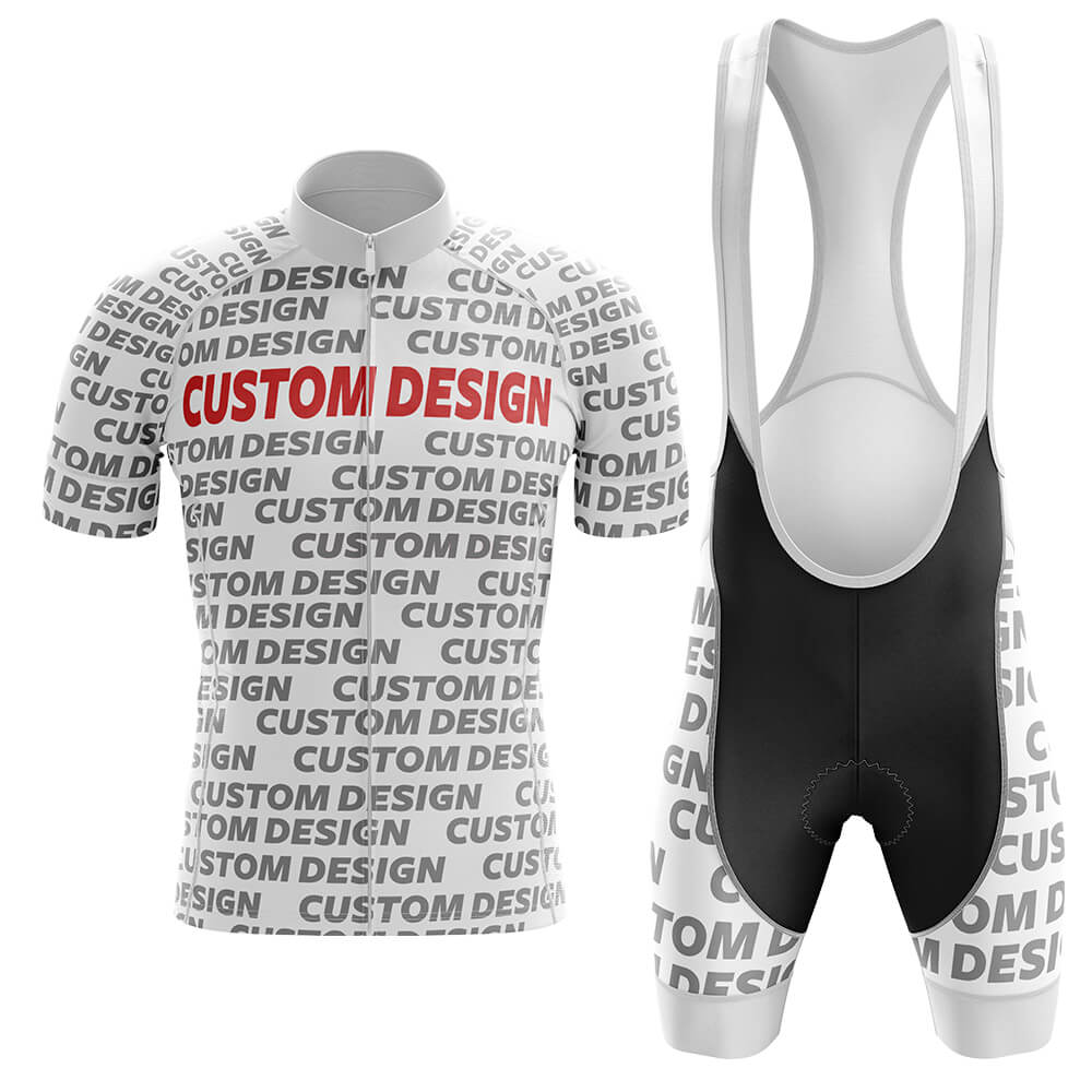 Custom Design Cycling Kit - Global Cycling Gear