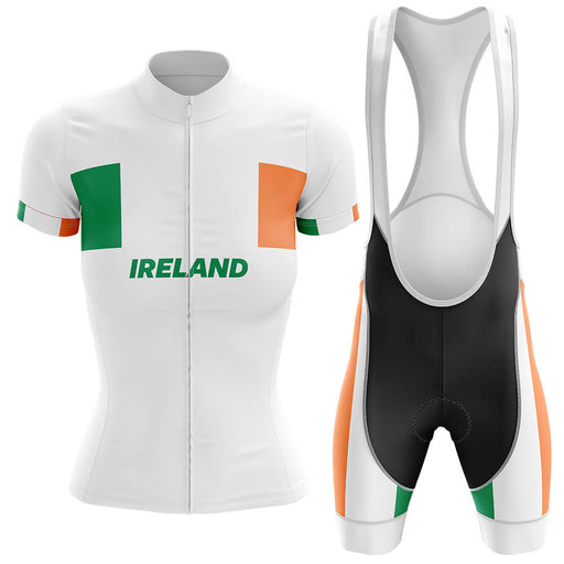 Ireland - Women V4 - Cycling Kit - Global Cycling Gear