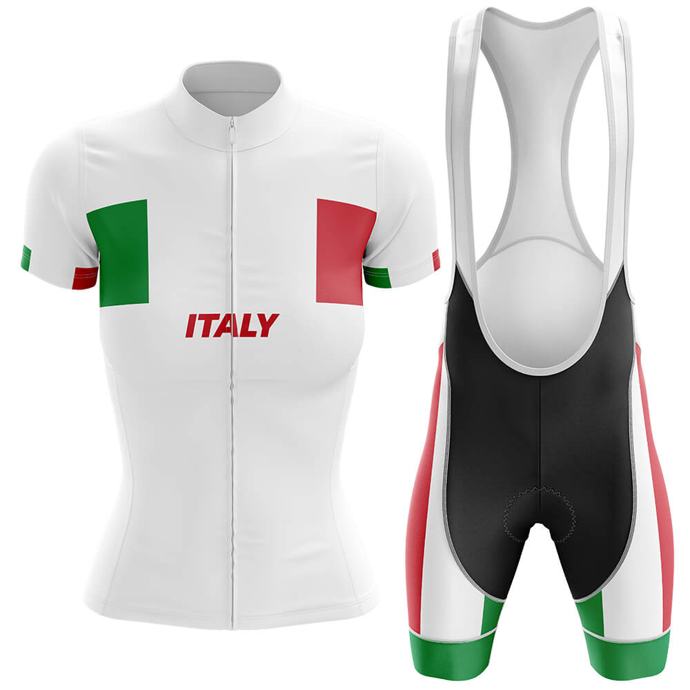 Italy - Women V4 - Global Cycling Gear
