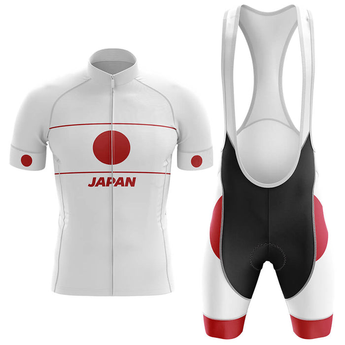 Japan V4 - Men's Cycling Kit - Global Cycling Gear