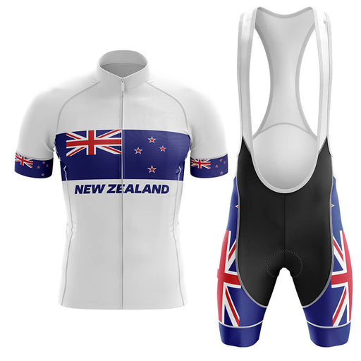 New Zealand V4 - Men's Cycling Kit - Global Cycling Gear