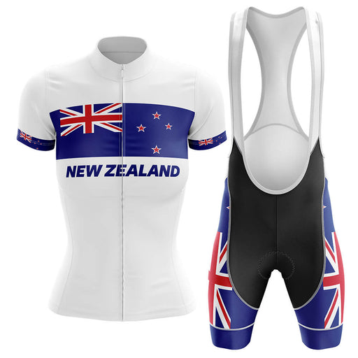 New Zealand - Women V4 - Cycling Kit - Global Cycling Gear