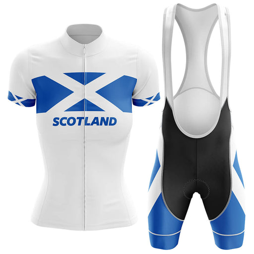 Scotland - Women V4 - Cycling Kit - Global Cycling Gear
