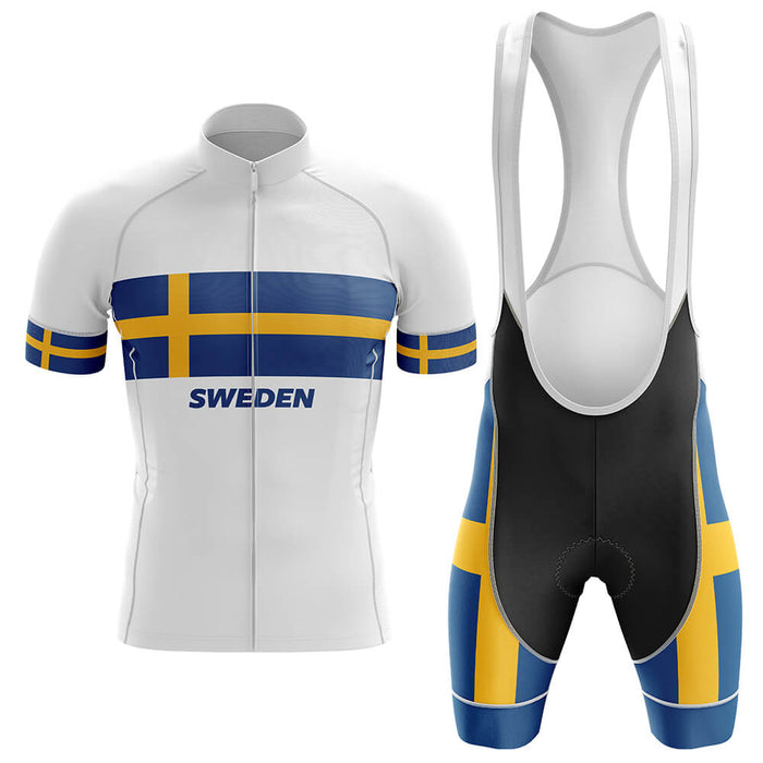 Sweden V4 - Men's Cycling Kit - Global Cycling Gear