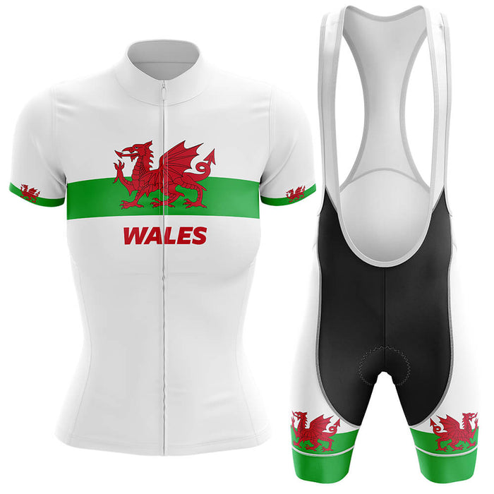 Wales - Women V4 - Cycling Kit - Global Cycling Gear