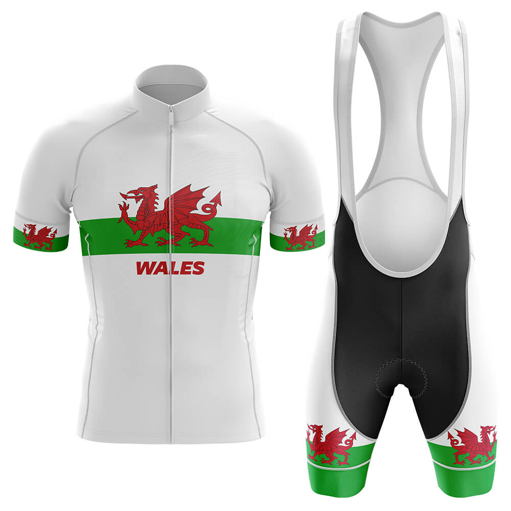 Wales Cycling Kit V4 - Global Cycling Gear