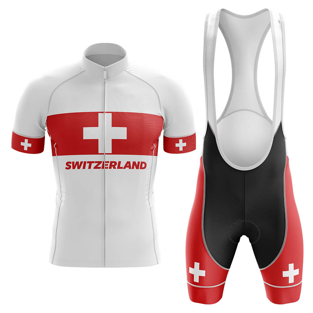 Switzerland Cycling Kit V4 - Sale ending soon - Global Cycling Gear