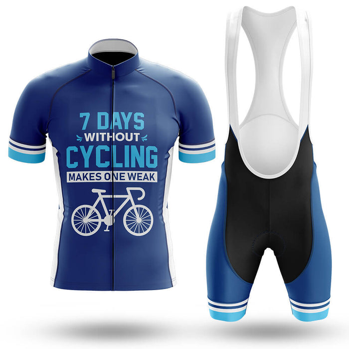 Make One Weak - Men's Cycling Kit