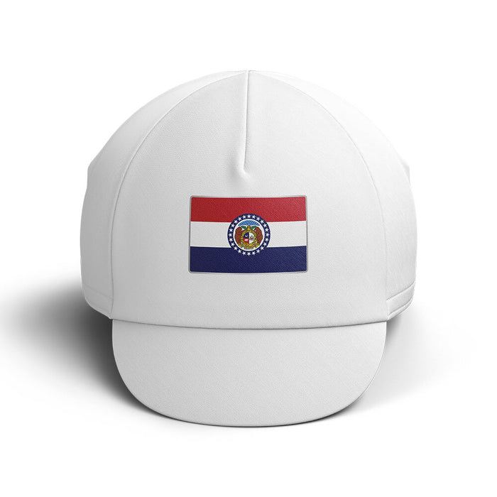 Missouri Cycling Cap V4 - Global Cycling Gear