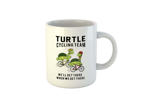 Turtle Cycling Team V4 - Mug - Global Cycling Gear