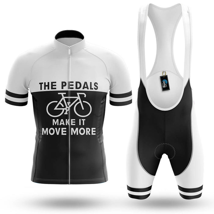 Move More - Men's Cycling Kit