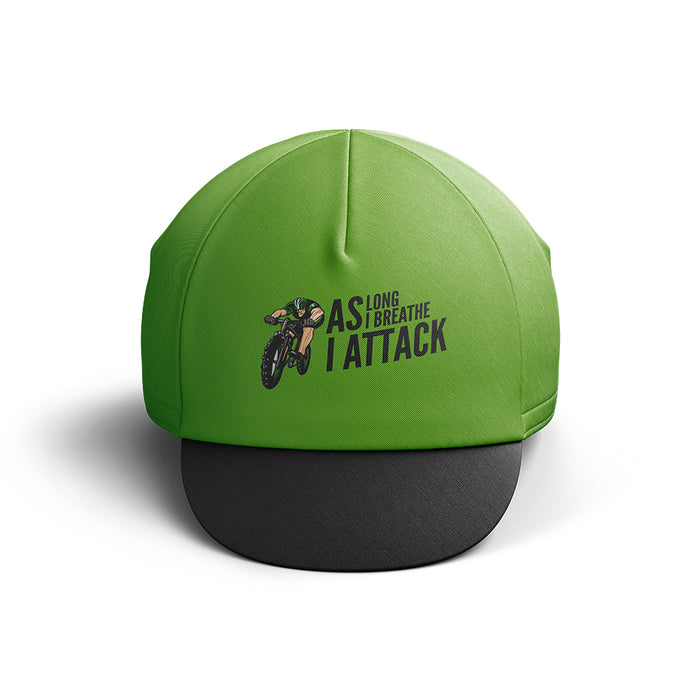 Attack Cycling Cap - Global Cycling Gear