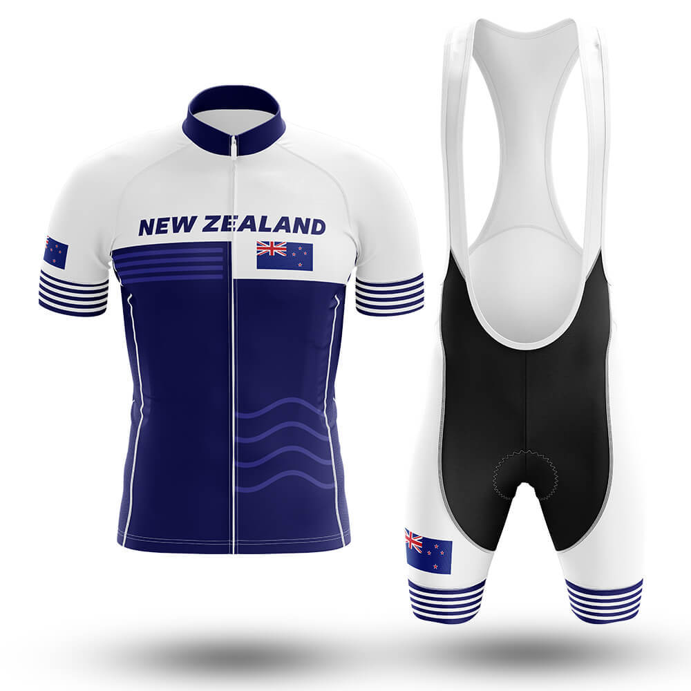 New Zealand V19 - Cycling Kit