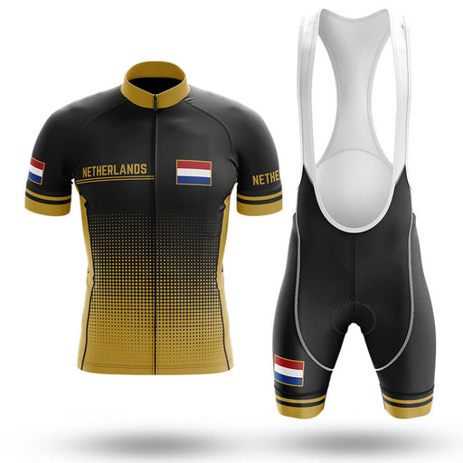 Netherlands V20 - Men's Cycling Kit - Global Cycling Gear