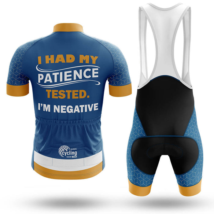 Negative Tested - Men's Cycling Kit