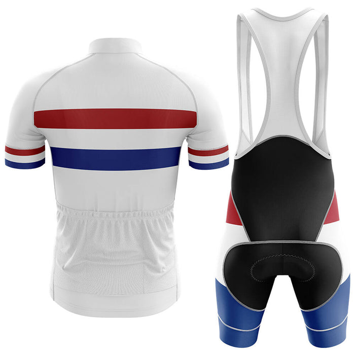 Netherlands V4 - Men's Cycling Kit - Global Cycling Gear