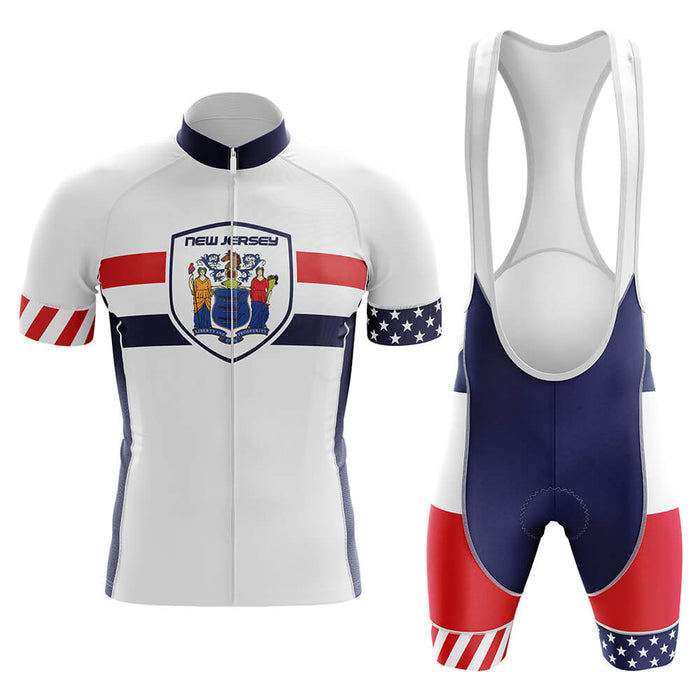 New Jersey V5 - Global Cycling Gear