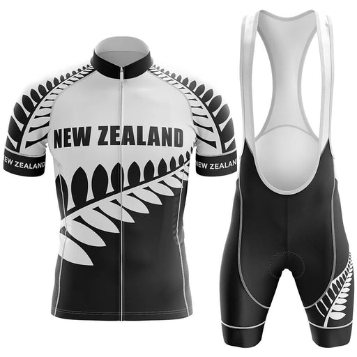 New Zealand Men's Cycling Kit - Global Cycling Gear
