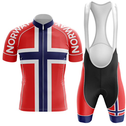 Norway Men's Cycling Kit - Global Cycling Gear
