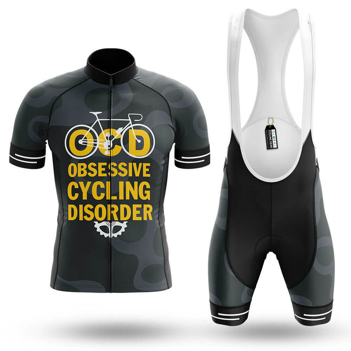 OCD V3 - Men's Cycling Kit - Global Cycling Gear