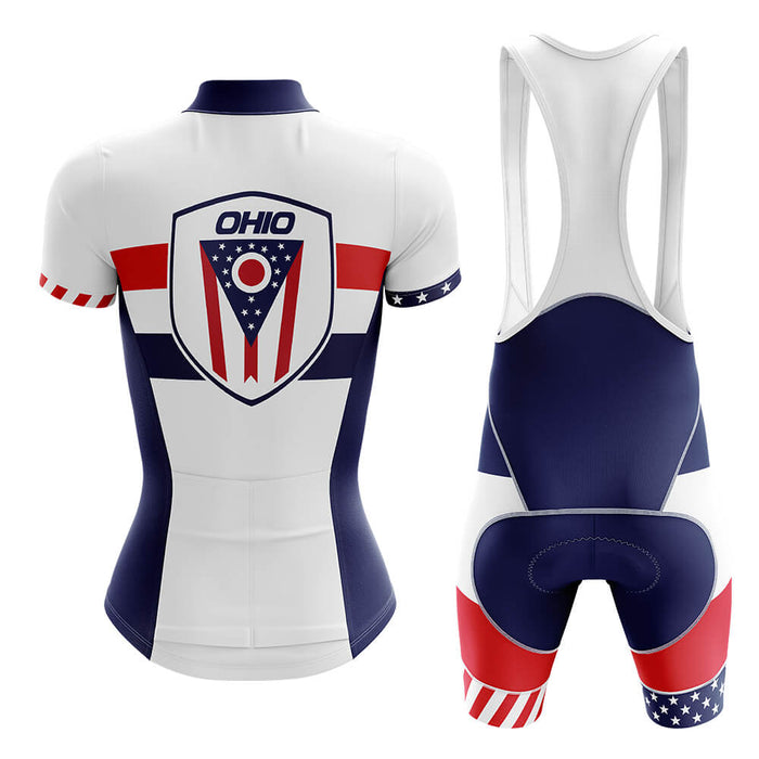 Ohio - Women V5 - Cycling Kit - Global Cycling Gear