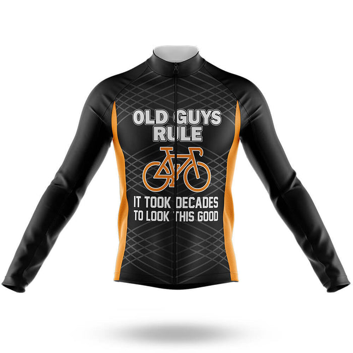 Old Guys Rule - Men's Cycling Kit