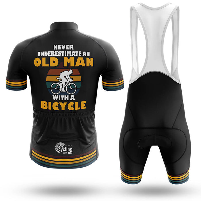 Old Man V5 - Men's Cycling Kit