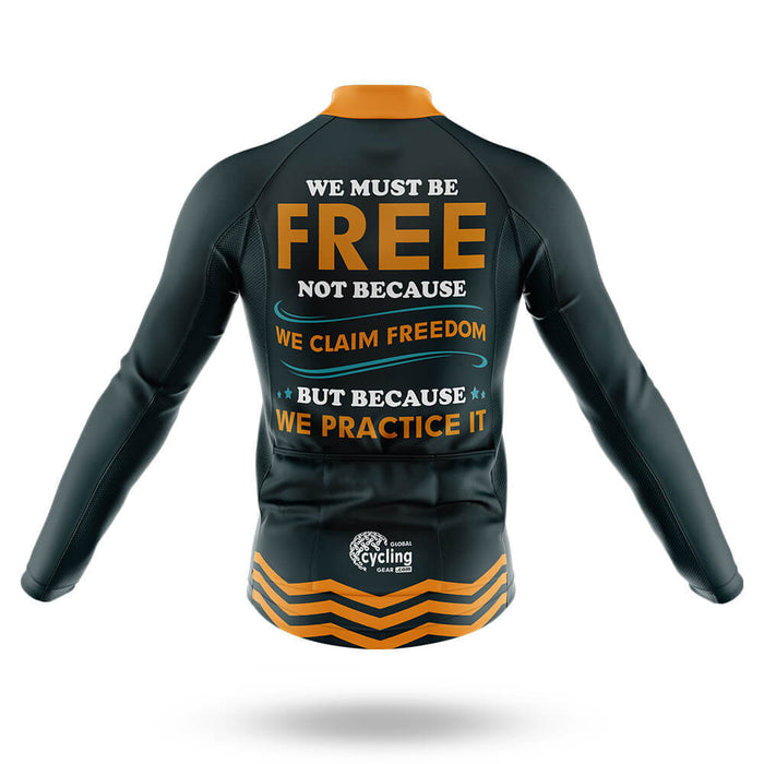 Practice Freedom - Men's Cycling Kit