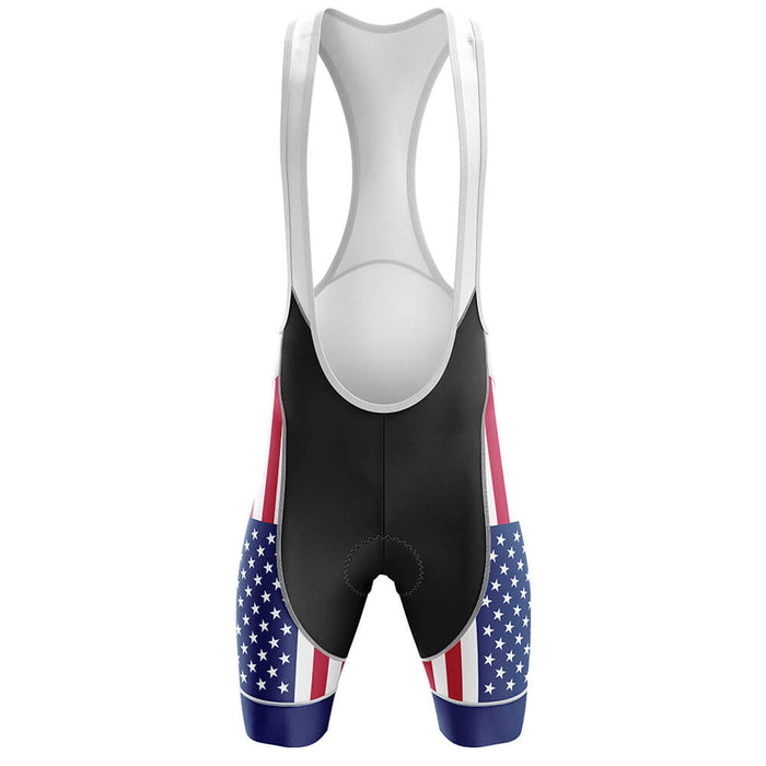 USA V6 Men's Cycling Kit - Global Cycling Gear
