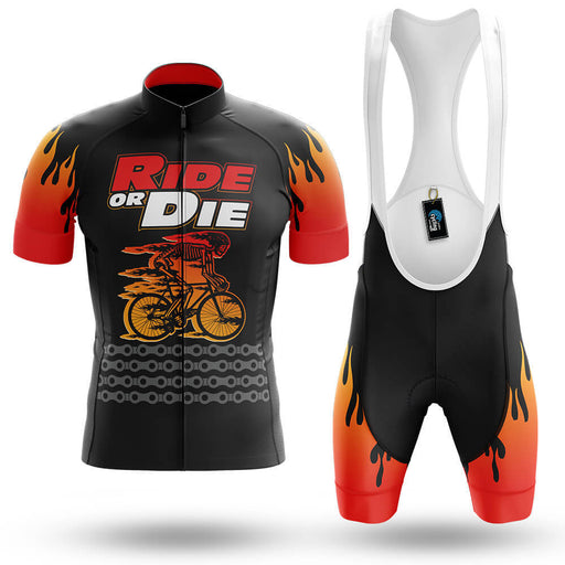 Ride Or Die V6 - Men's Cycling Kit