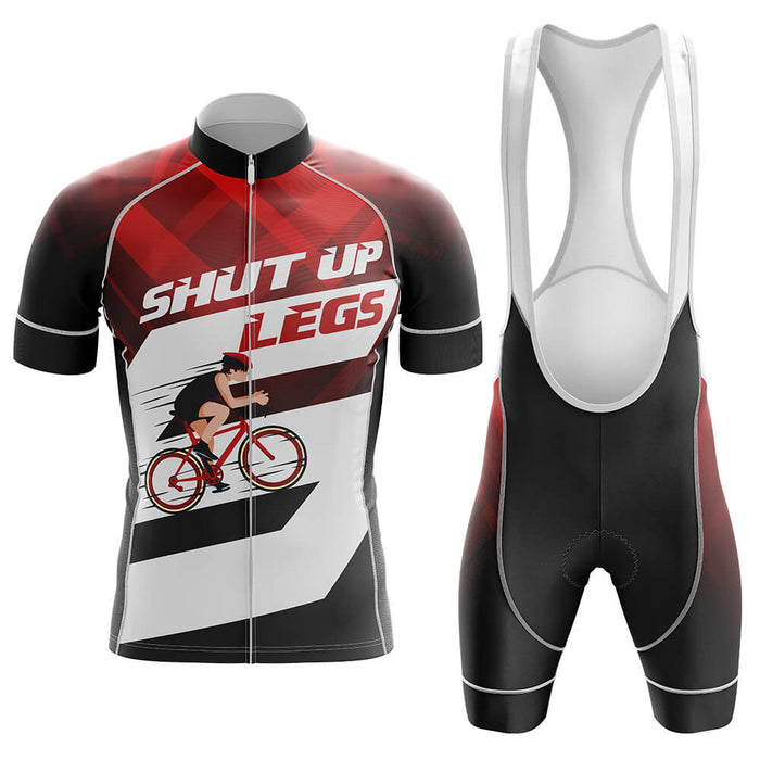 Shut Up Legs! - Men's Cycling Kit - Global Cycling Gear
