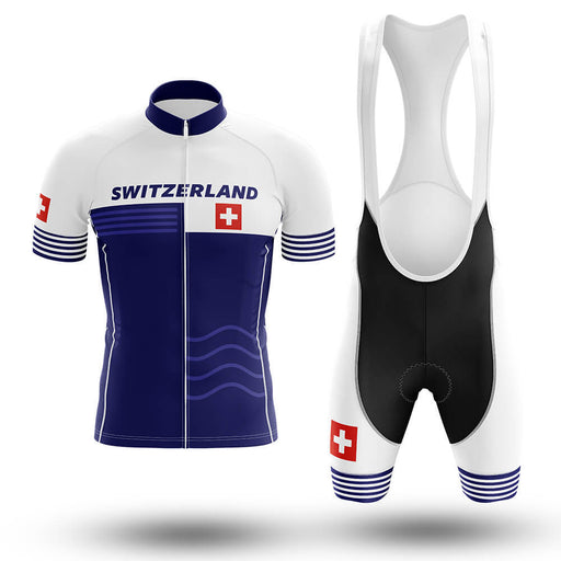 Switzerland V19 - Men's Cycling Kit - Global Cycling Gear