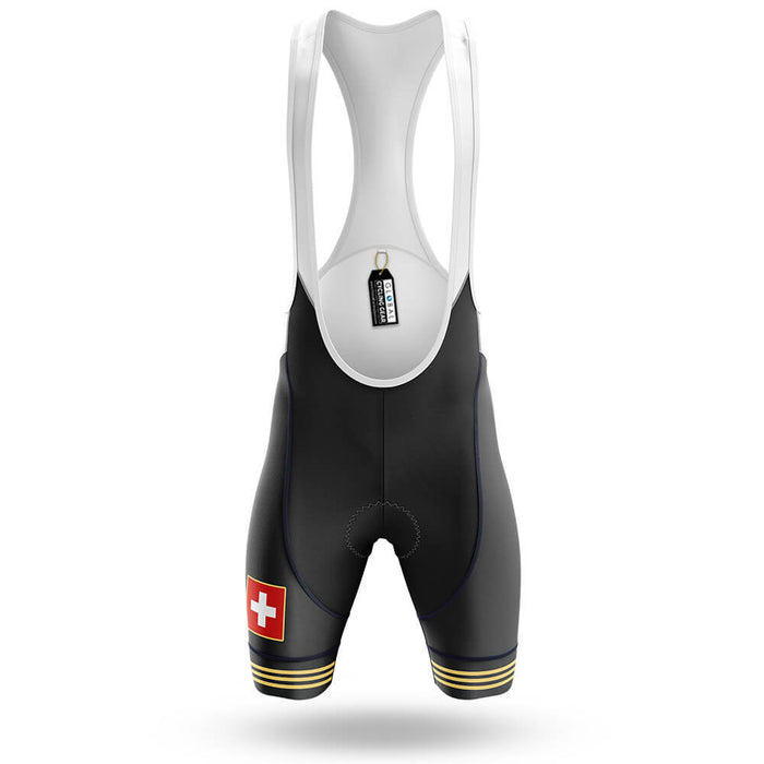 Switzerland S2 - Men's Cycling Kit - Global Cycling Gear