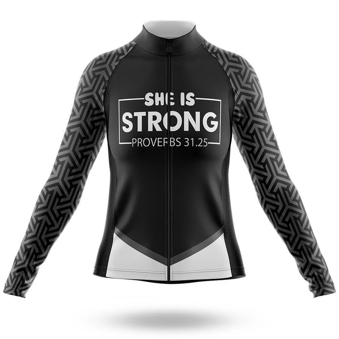 She Is Strong - Women - Cycling Kit