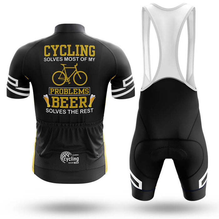 Solve The Rest - Men's Cycling Kit