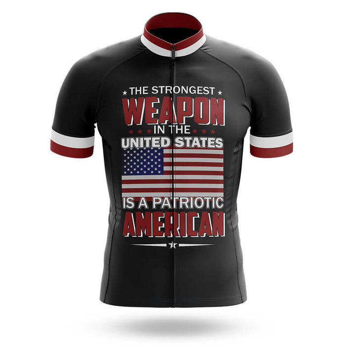 Strongest - Men's Cycling Kit