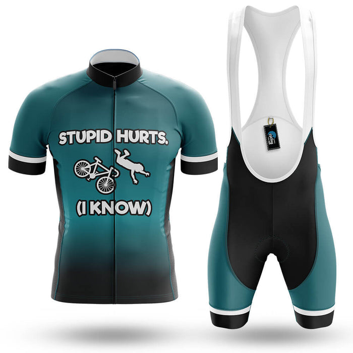 Stupid Hurts - Men's Cycling Kit