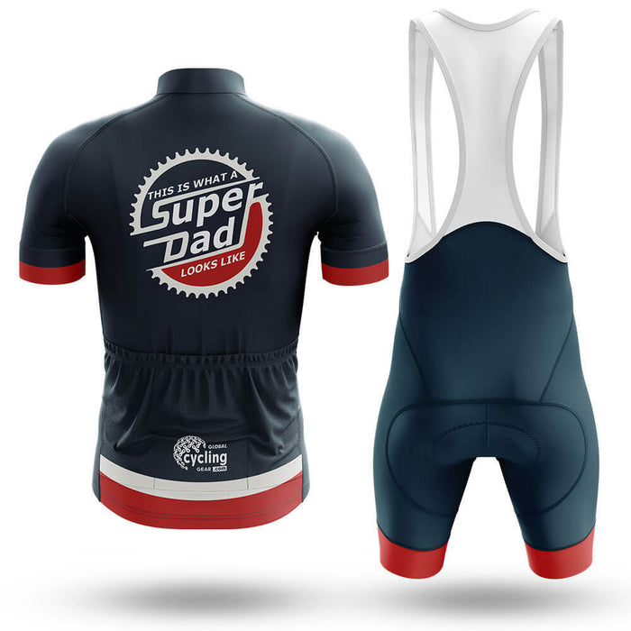 Super Dad - Men's Cycling Kit